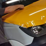 Car Wrapping Projekt Van
